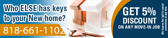 Who Else Has Keys To Your New Home? Call Locksmith Glendale